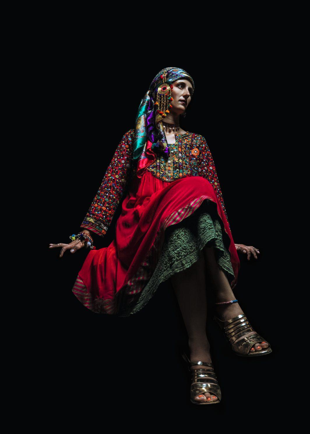 balochi bugti dress