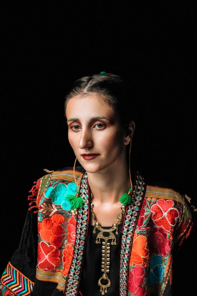 pashtun over coat traditional